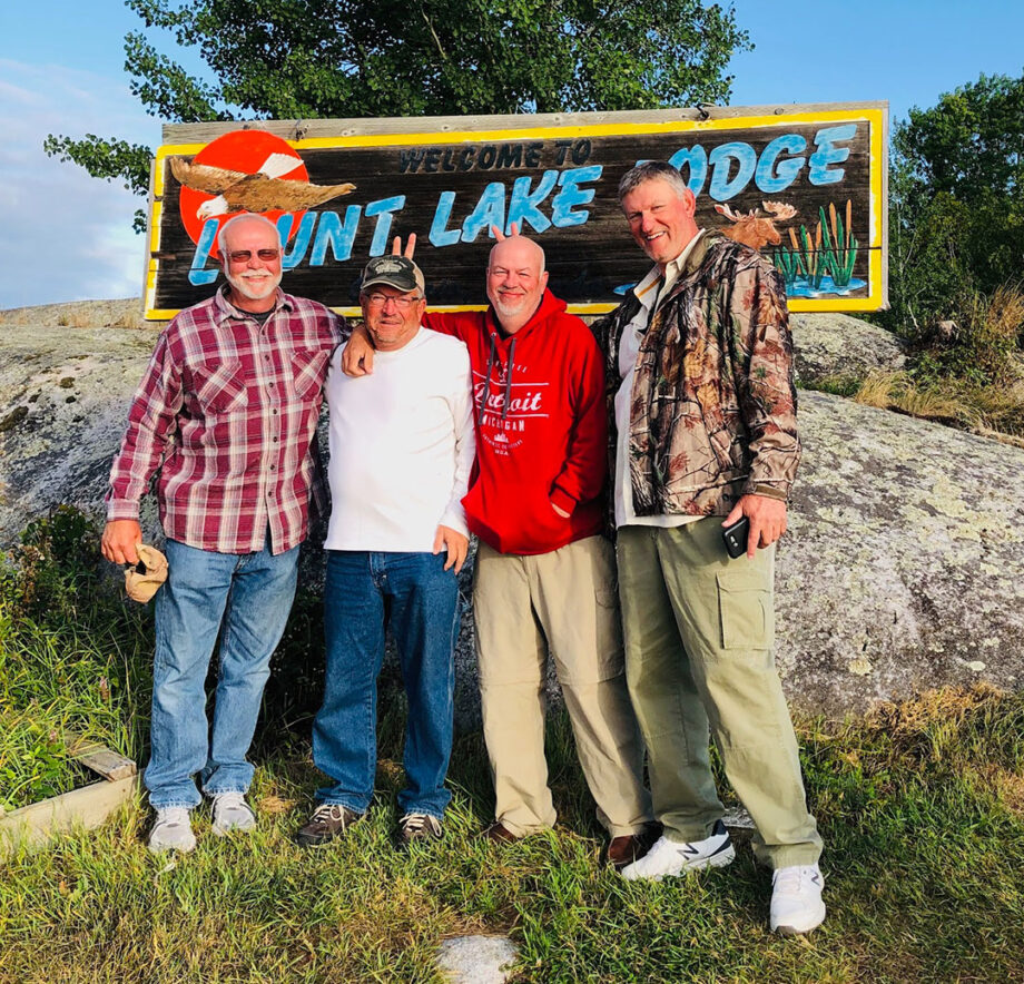 Lount Lake Lodge Friendships