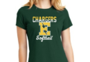 2020 Edison Chargers Softball Gear
