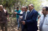 رئيس جامعة الأزهر يجري جولة تفقدية في مزرعة كلية الزراعة ولجان دراسات إنسانية بنات وهندسة زراعية