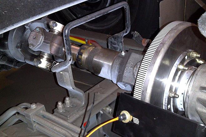 hybrid drive damper