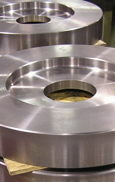 Torsional Viscous Damper