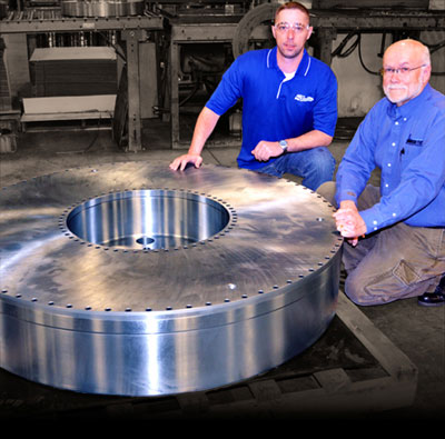Viscous Damper Remanufacturing