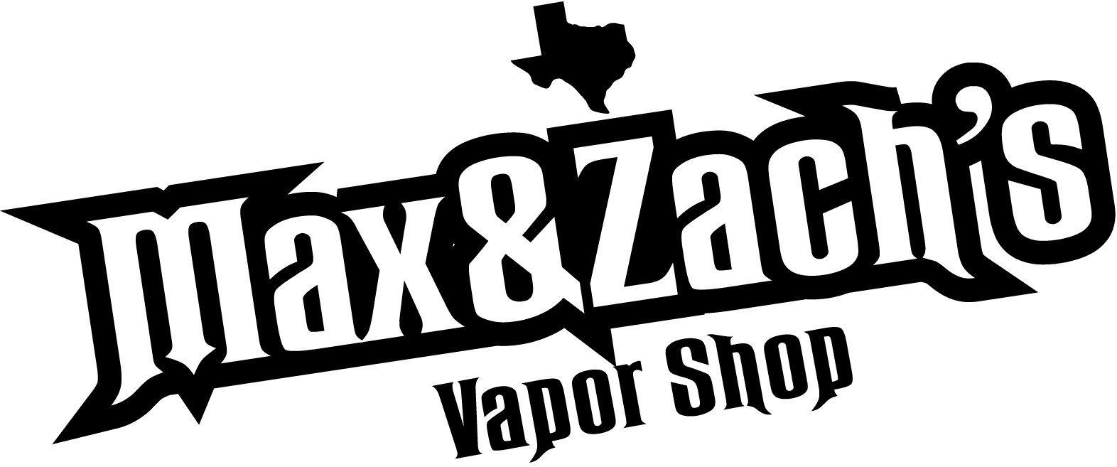 Max and Zach's Vapor Shops