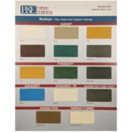 Free Buckeye Fabric Coating Sample Pack
