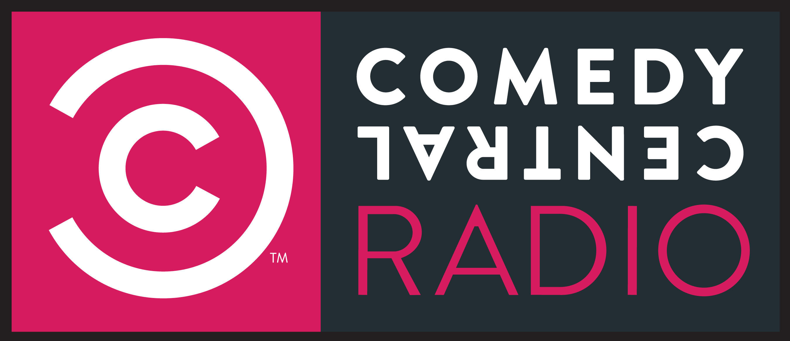 COMEDY CENTRAL Radio logo.  (PRNewsFoto/COMEDY CENTRAL)
