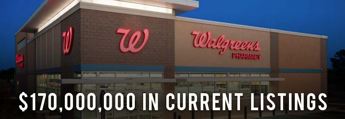 Walgreens For Sale $170M