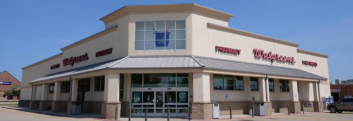 Walgreens For Sale Crowley TX closing