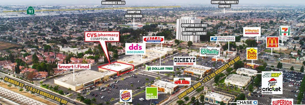 CVS For Sale Compton CA