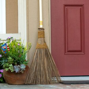 Ultimate Coconut Garden Broom by Ultimate Innovations