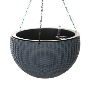 ShopDePalma Self-Watering Hanging Basket