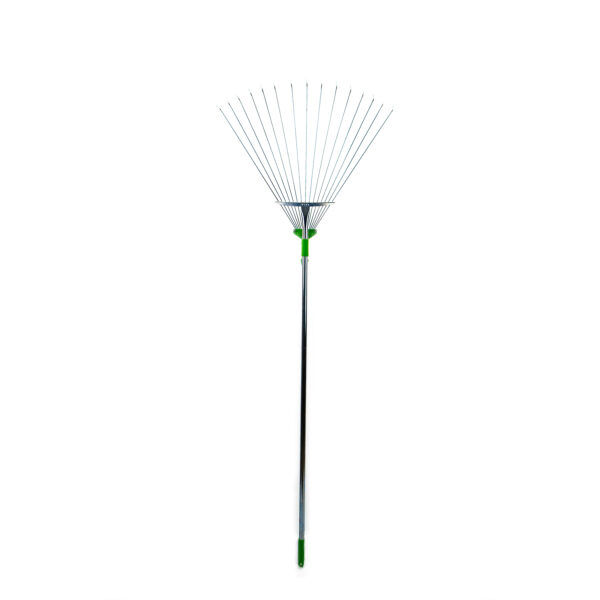 Ultimate Innovations Adjustable Rake Green