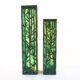 Ultimate Innovations Solar Light Tower Bamboo