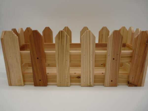 Deck & Rail Hanging Wood Planter Box by Ultimate Innovations