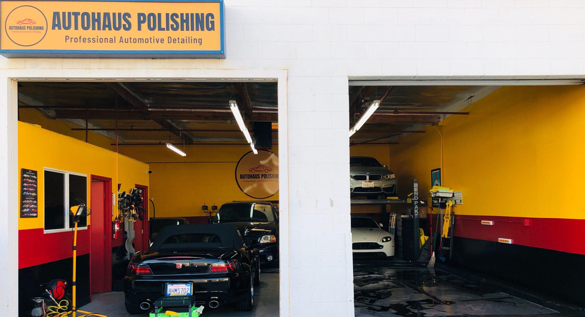Autohaus Polishing offers car detailing in Santa Clarita