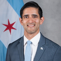 City of Chicago Deputy Mayor for Neighborhood and Economic Development Samir Mayekar