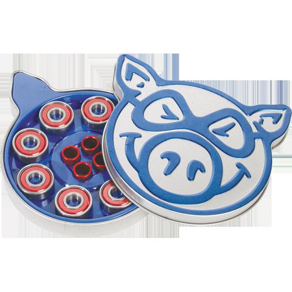PIG ABEC-3 BEARINGS Single Set