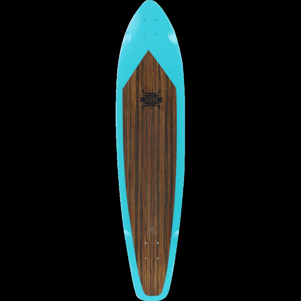 GLOBE BYRON BAY DECK-9.5×43 ROSEWOOD