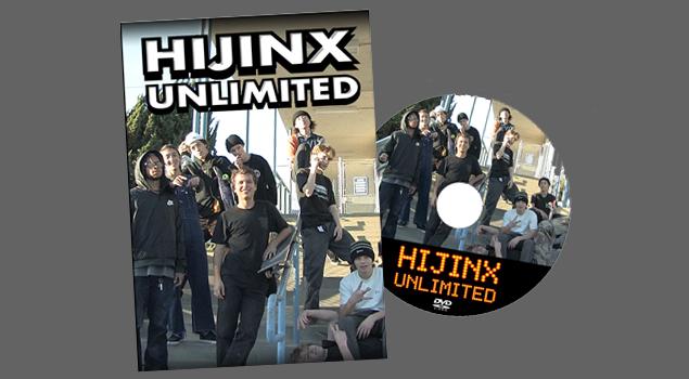 Hijinx Unlimited DVD