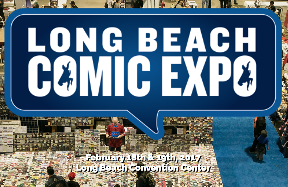 Long Beach Comic Expo