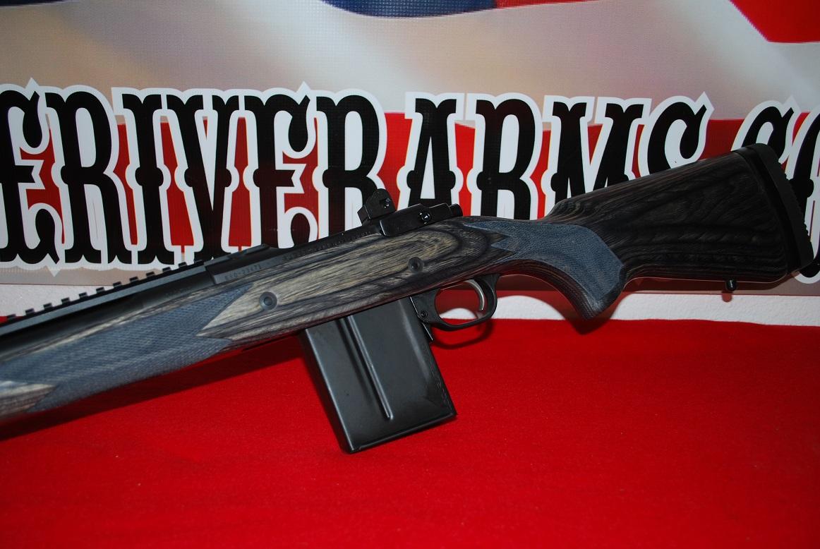 Ruger M77 308 Gunsight Scout Rifle