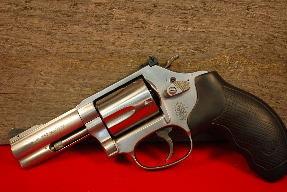 Smith & Wesson Model 60 357 Magnum 3