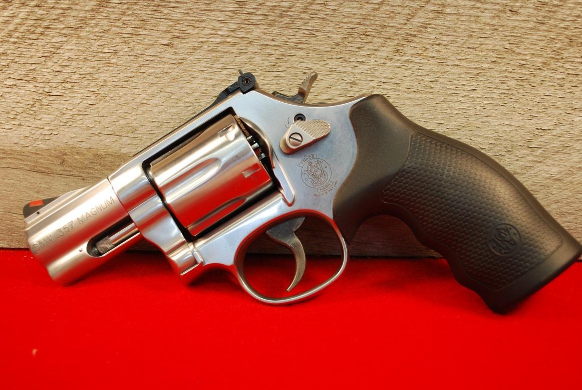 Smith & Wesson Model 686 357 Magnum 2-7/8″ Revolver