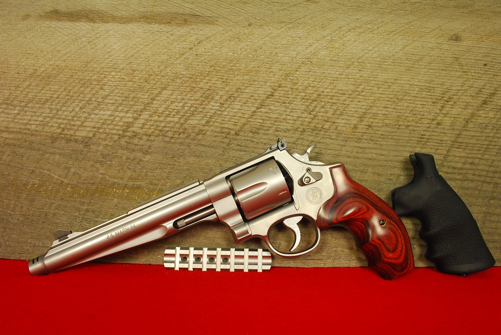 Smith & Wesson Mod. 629 P.C. .44 Magnum 7.5″