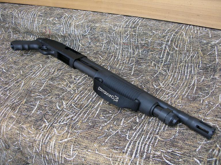 Mossberg 500 12GA Tactical Cruiser Pump Shotgun