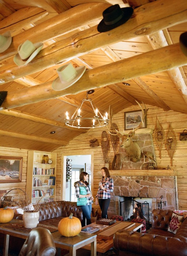 Turpin Meadow Ranch Lodge in Grand Teton National Park near Jackson Hole Wyoming