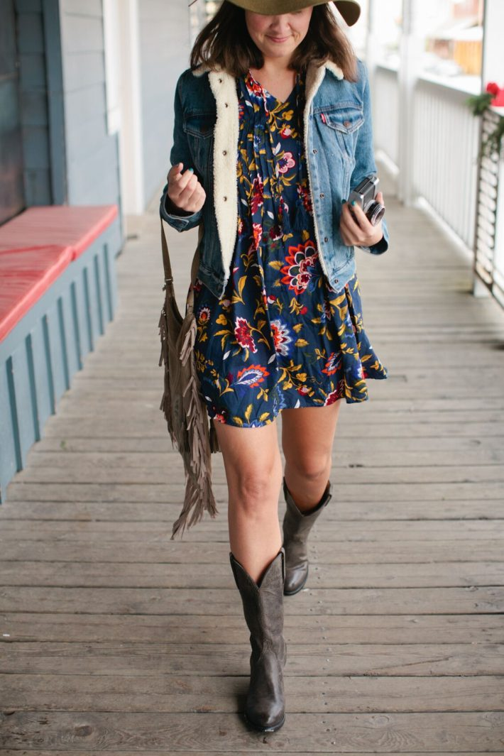 Lucchese Boots Britton on Jackson Hole Blogger
