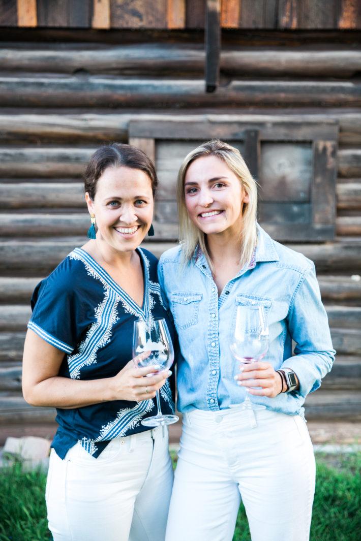 Jackson Hole Blogger at Jackson Hole Winery