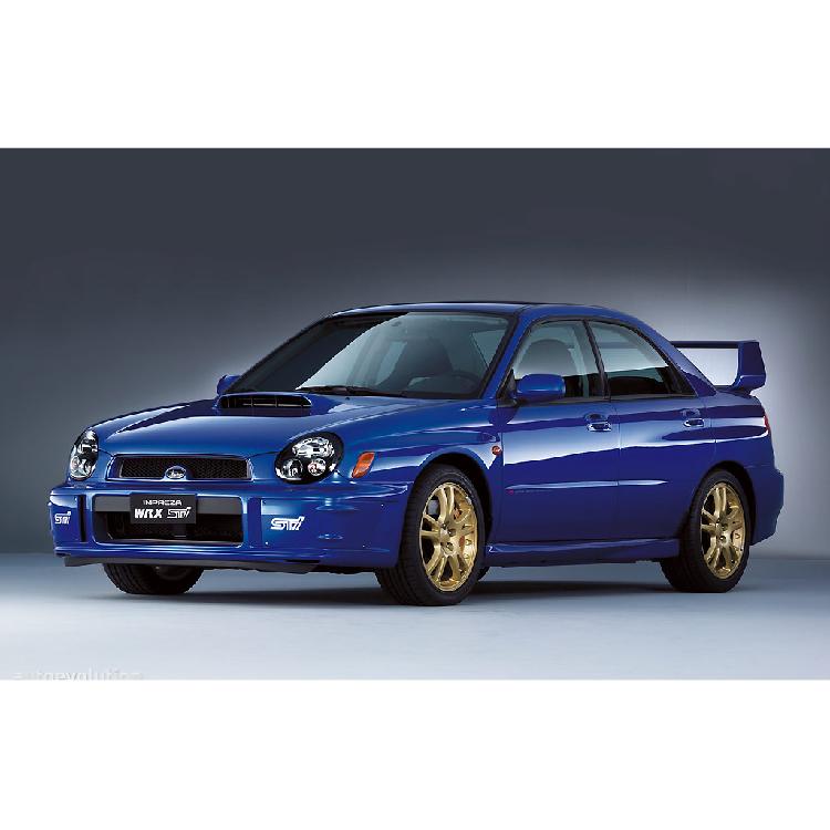 2004-2005 Impreza WRX STI