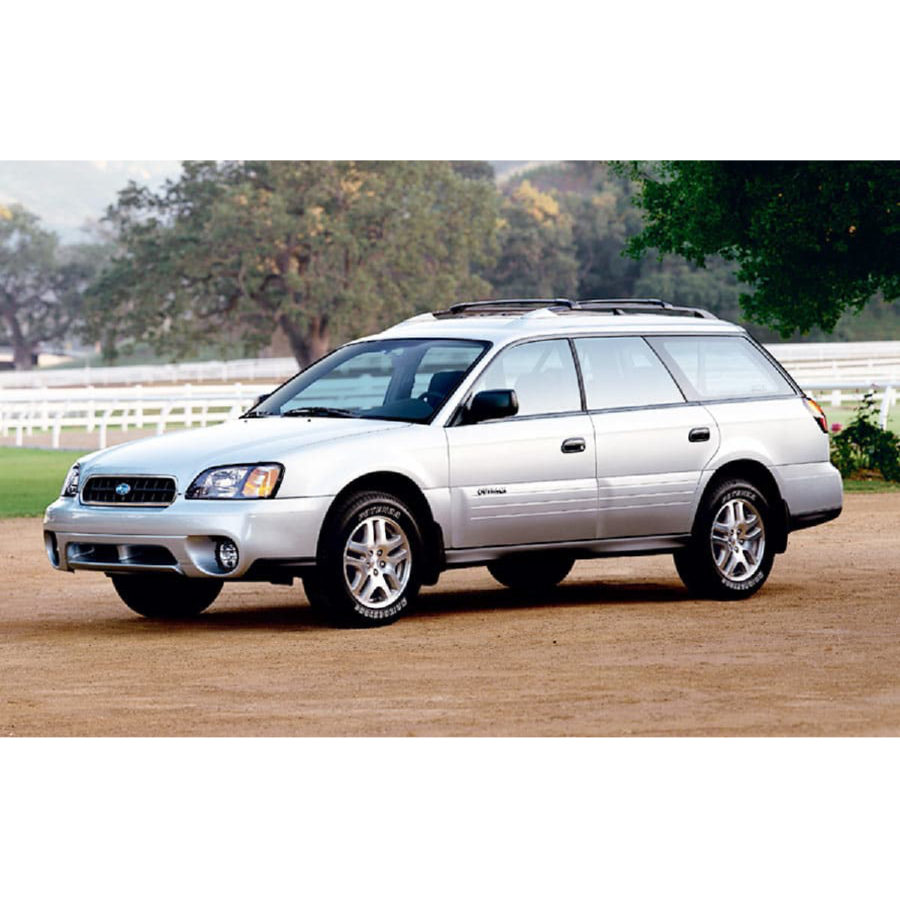1999-2004 Outback