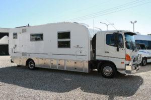 2014 HINO Custom RV