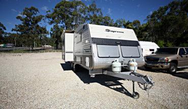 2014 Supreme Spirit 2 Caravan