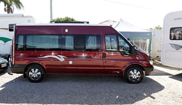 2002 Ford Transit Campervan Automatic