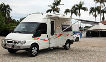 2005 Ford Transit Motorhome for sale