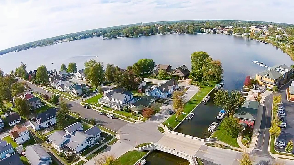winona lake real estate