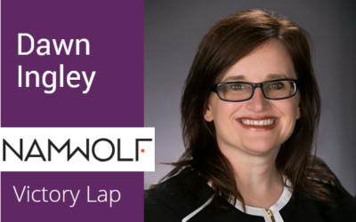 NAMWOLF Features Dawn Ingley's (CIPP/US) Credential in its February 2019 Victory Lap Announcement