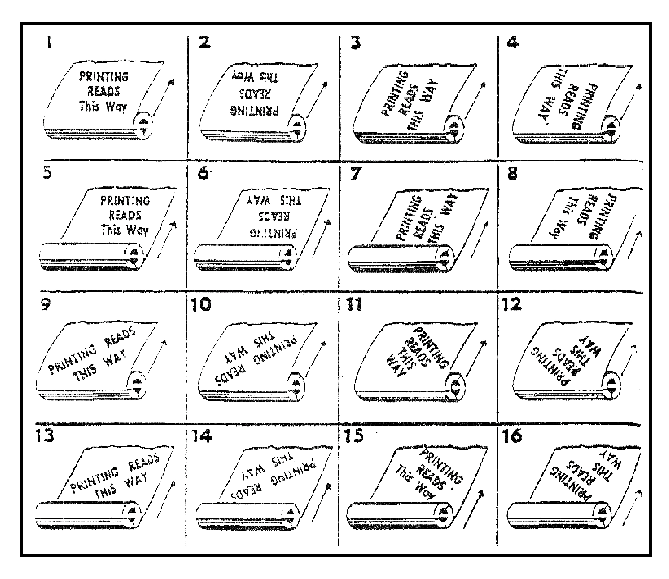 Roll-Chart