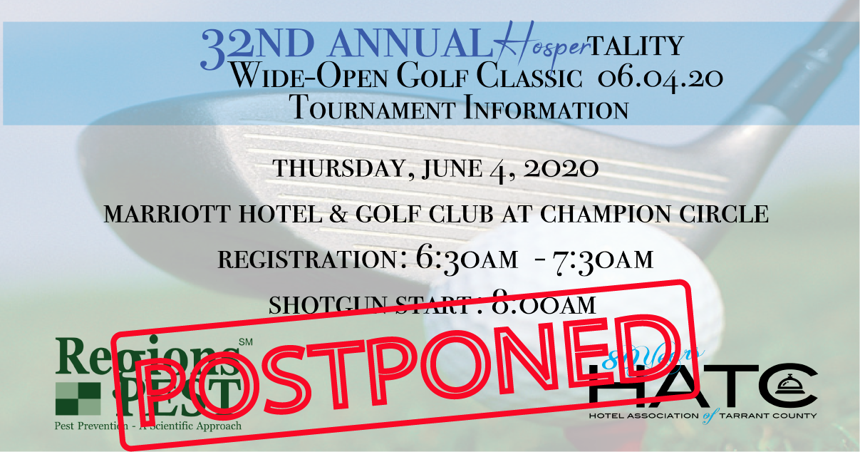 32nd Annual HOSPERtality Golf Classic presented by Regions Pest