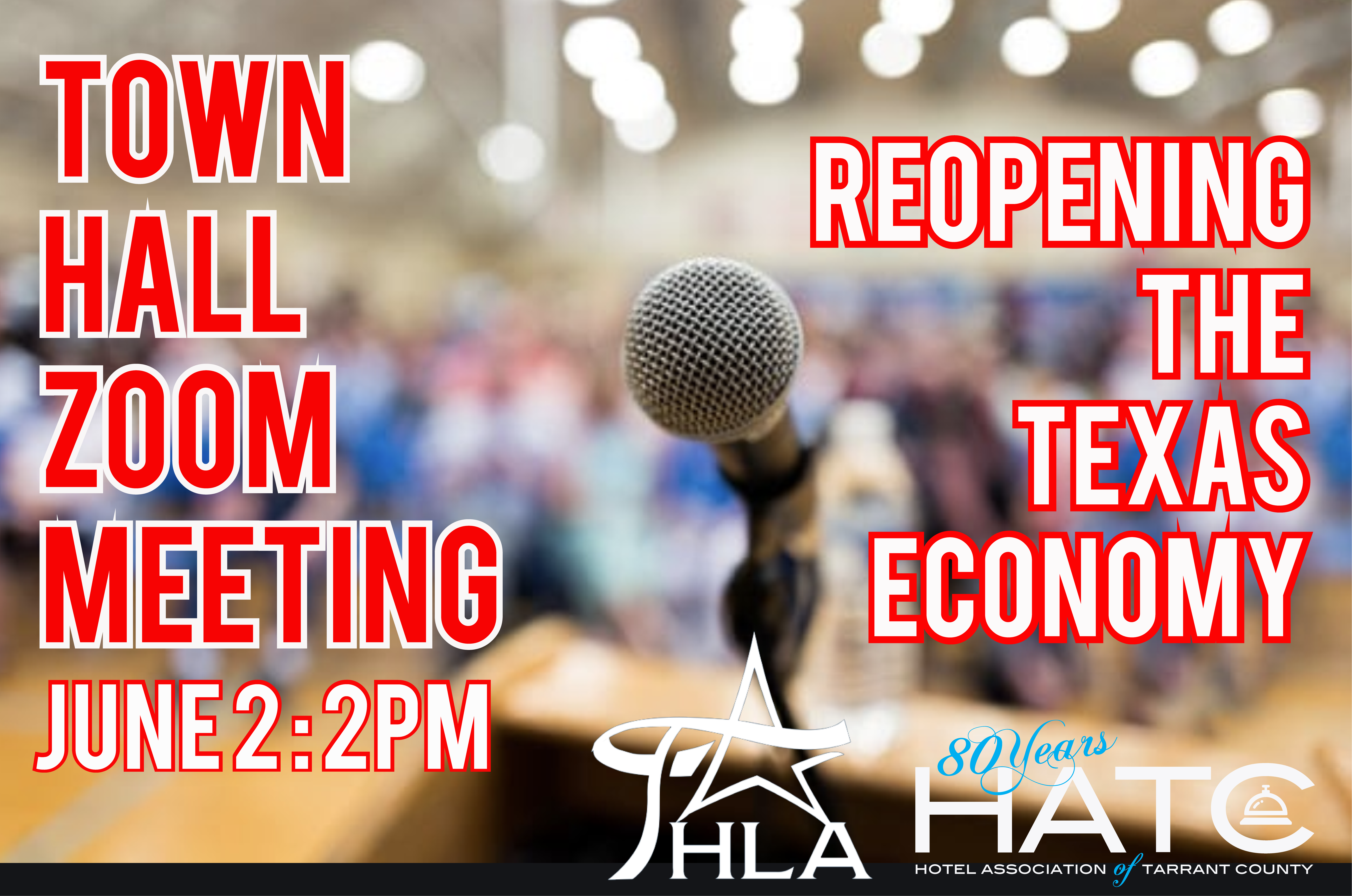 June Webinar ReOpening the Texas Economy
