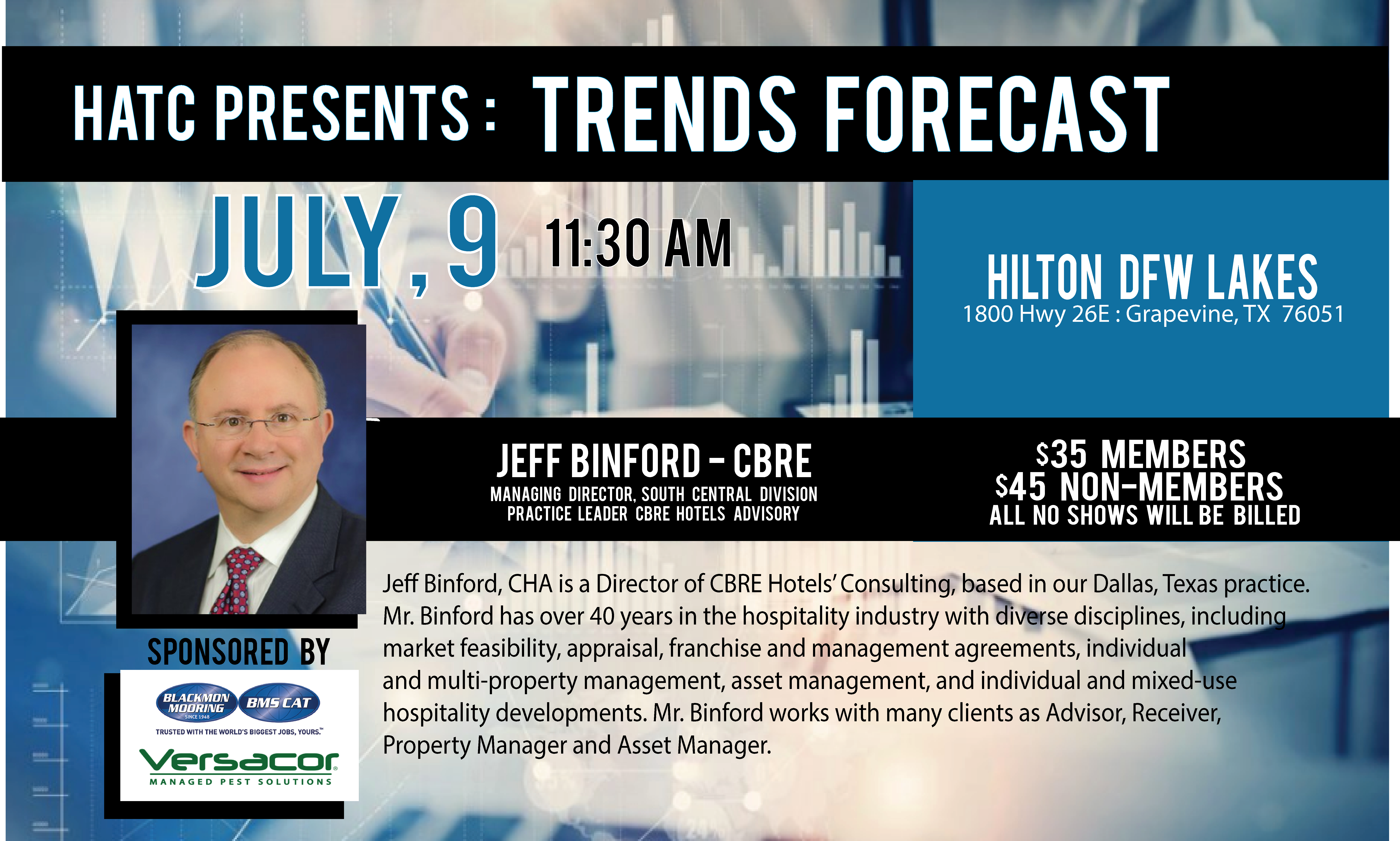 July Industry Trends Luncheon