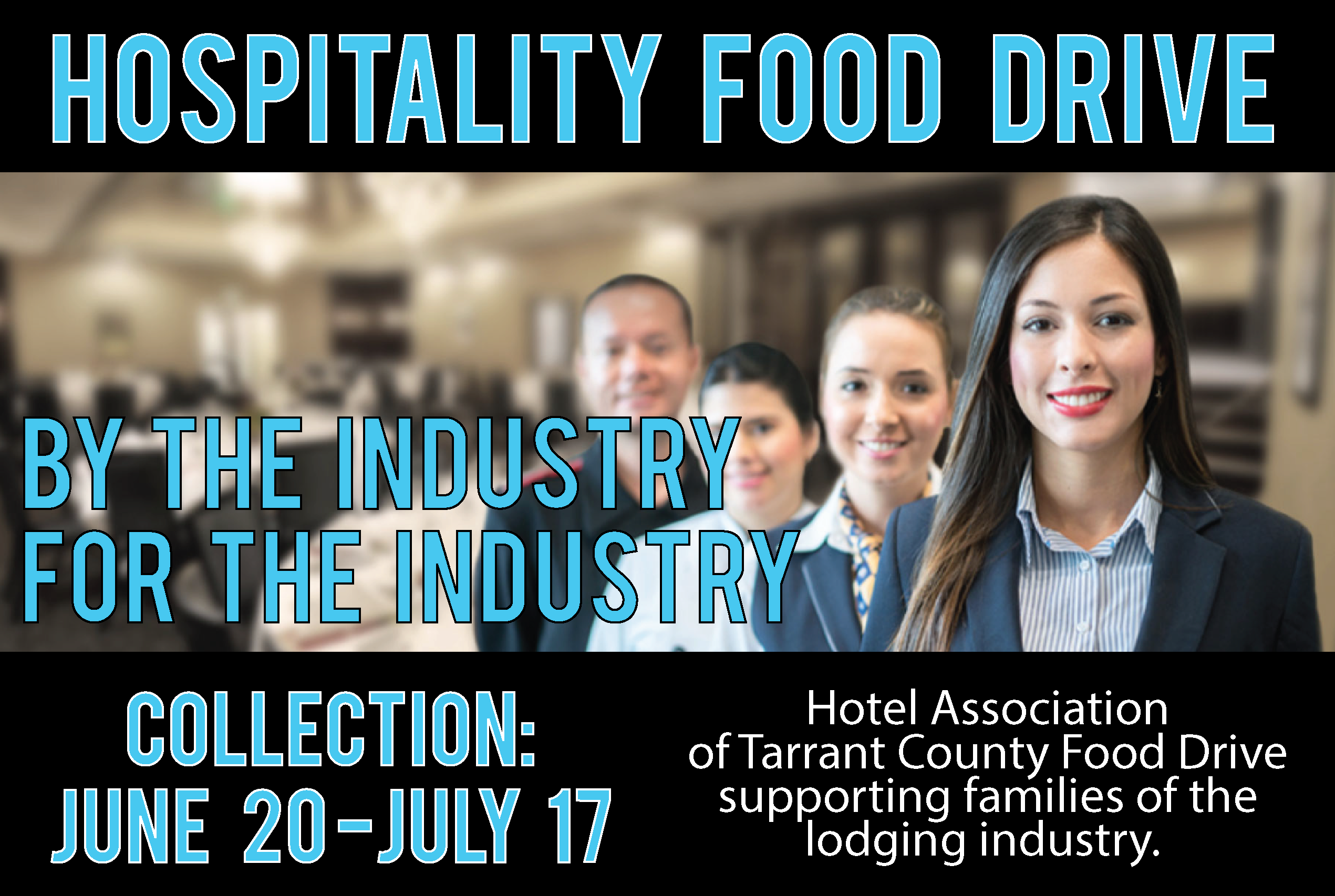 Hospitality Food Drive