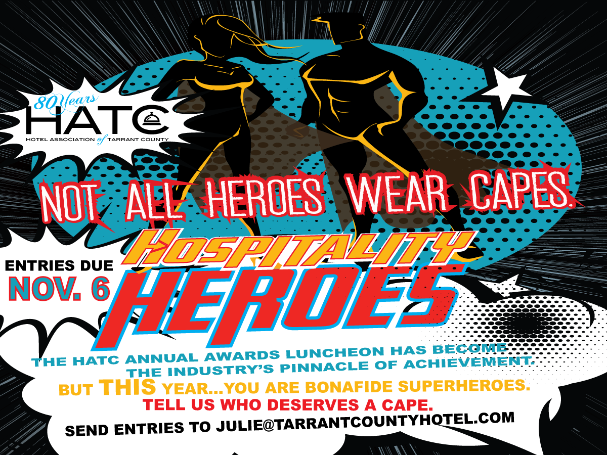 Nominate Hospitality Super Heros