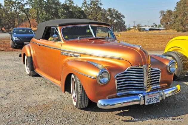 1941 Buick Convertible