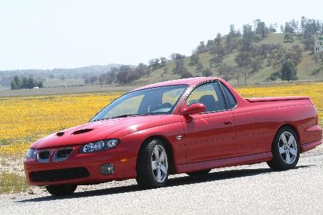 2004 GTO/UTE