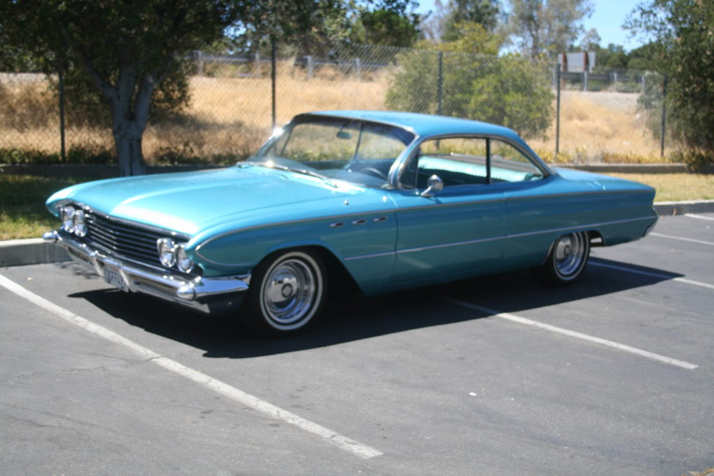 1961 Buick Bubbletop