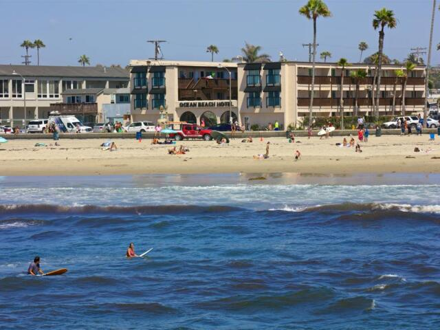 Hotel on the Beach – San Diego