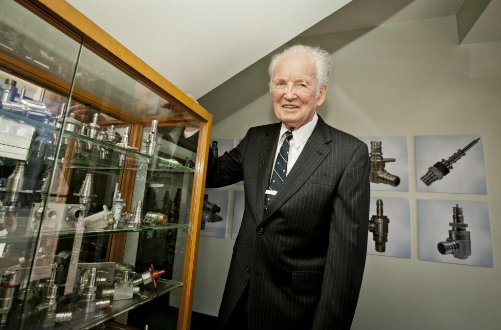 Hydra-Electric Founder Allen Davis